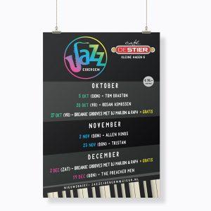 Jazz Eibergen aankondiging evenementen