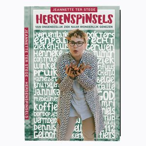 Boekcover Hersenspinsels