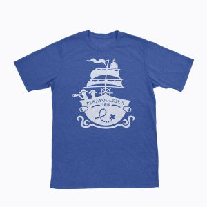 T-Shirt ontwerp piratenkamp