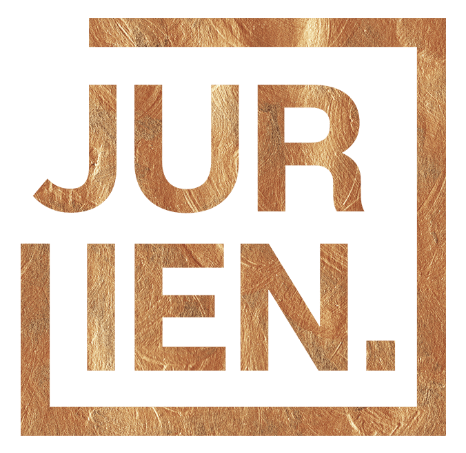 Logo ontwerp kapsalon JURIEN.