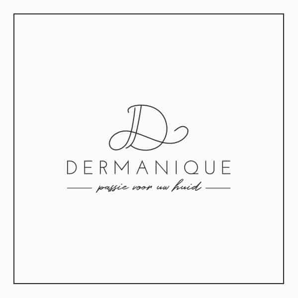Logo schoonheidssalon Dermanique