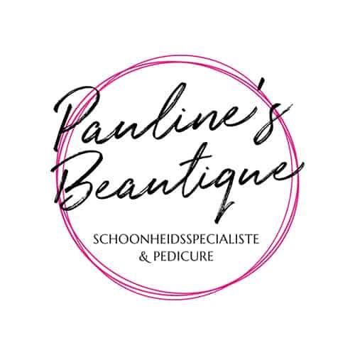 Logo Pauline's Beautique