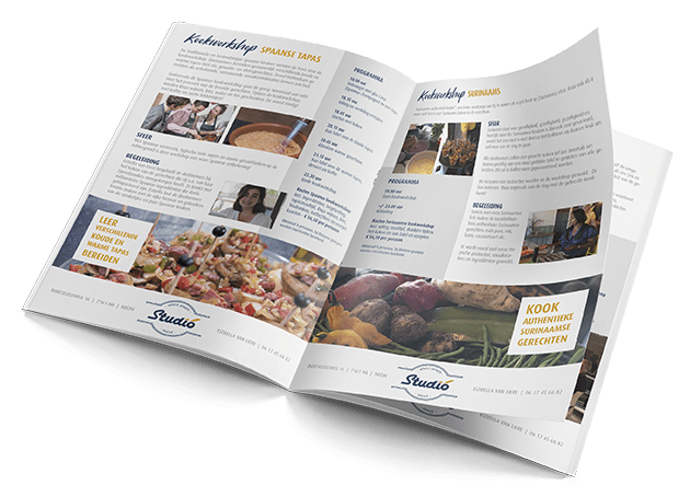 Kookworkshops brochure