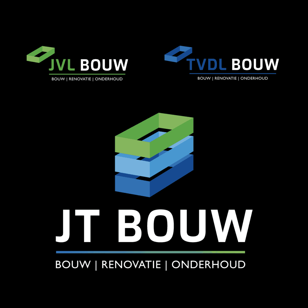 Logo JT Bouw