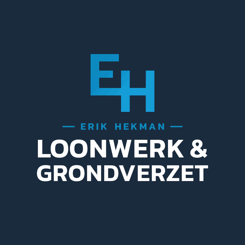 Logo Erik Hekman - Loonwerk en grondverzet