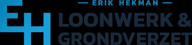 Responsive logo Erik Hekman